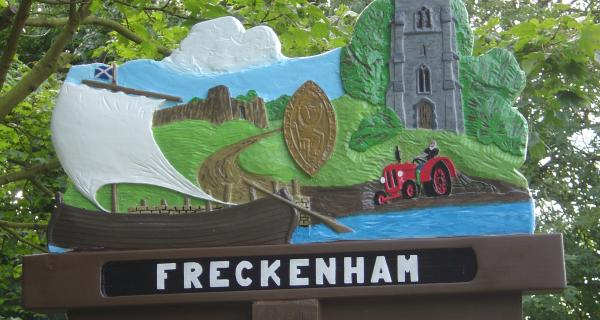 Welcome to Freckenham